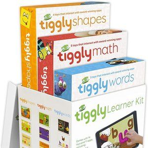 Tiggly Learner Kit Brand New